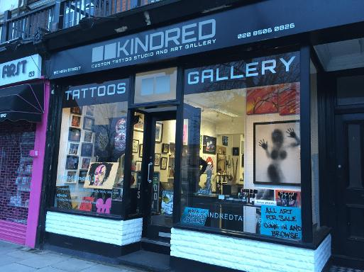 Kindred Tattoo South Woodford