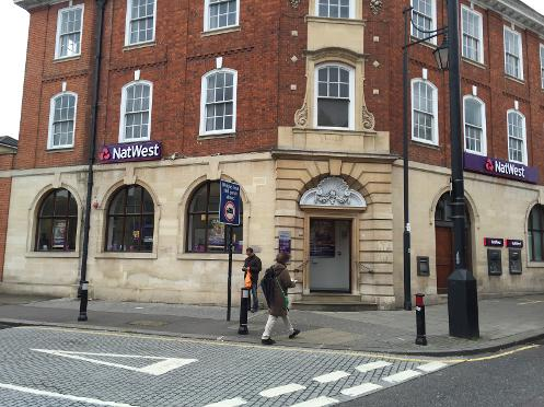 Natwest Bank in South Woodford