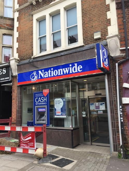 Nationwide in South Woodford