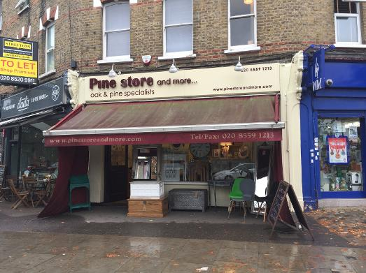 Pine Shop South Woodford