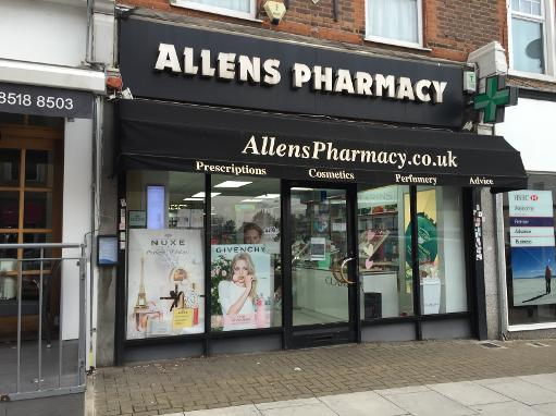 Allens Pharmacy South Woodford