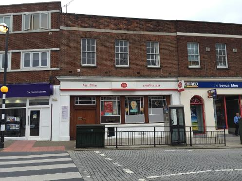 South Woodford Post office